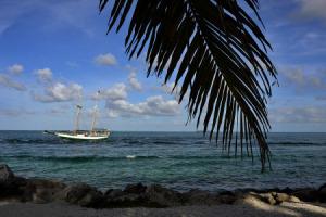Sailing at Palm Coast, Florida