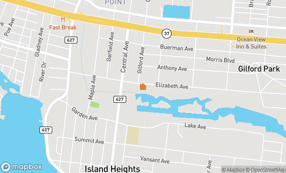 Toms River Nj Beach Real Estate 106 Elizabeth Avenue