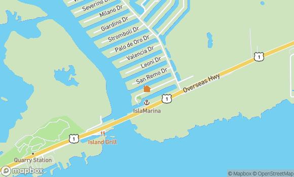 Plantation Key FL Home For Sale, 144 Palermo Drive, #949079